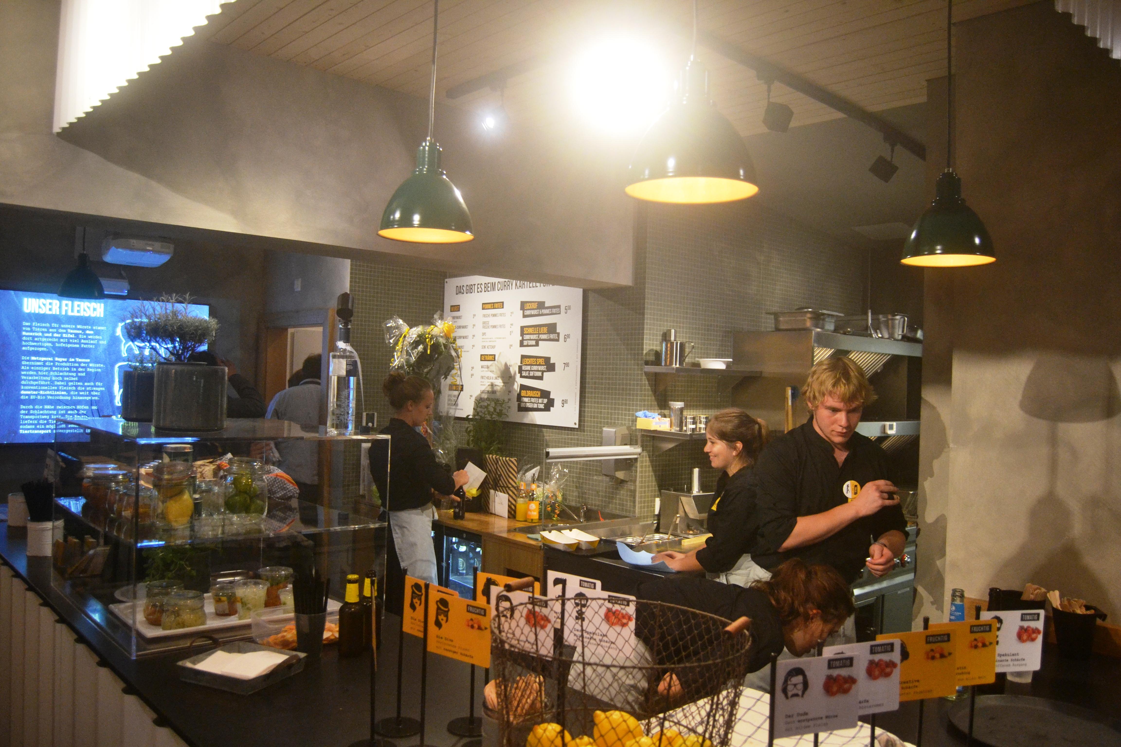 Currywurst Wiesbaden