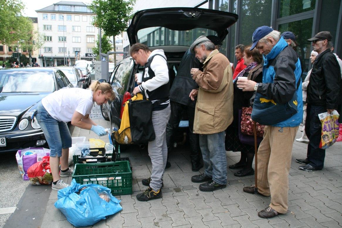 Obdachlosenhilfe Mainz