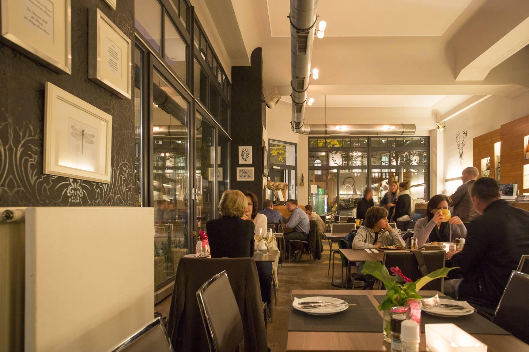 Restaurant des Monats: Mathilda Restaurant & WeinBar, Luisenstraße 2 ...