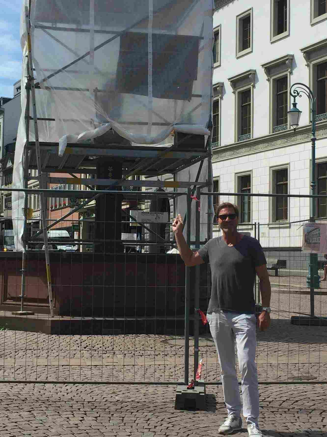 Facebook Post Mit Folgen Schnheitskur Fr Hssliche Marktbrunnen
