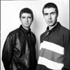 Noel & Liam Gallagher, OASIS, Air Studios 4-2-1997 by Jill Furma