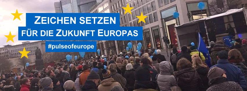 pulse of europe schl gt ab sonntag auch in wiesbaden positive zeichen f r demokratie. Black Bedroom Furniture Sets. Home Design Ideas