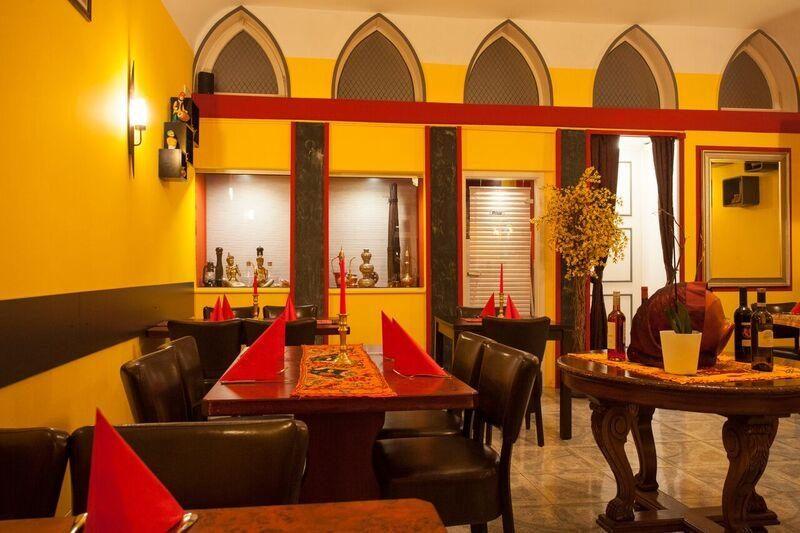 Restaurant des Monats: Singhs, Albrechtstraße 21 - sensor