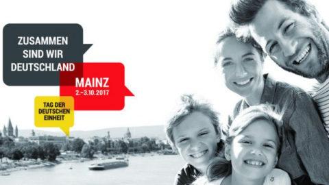 Großes Einheitsspektakel In Mainz Am 2 Und 3 Oktober 500000