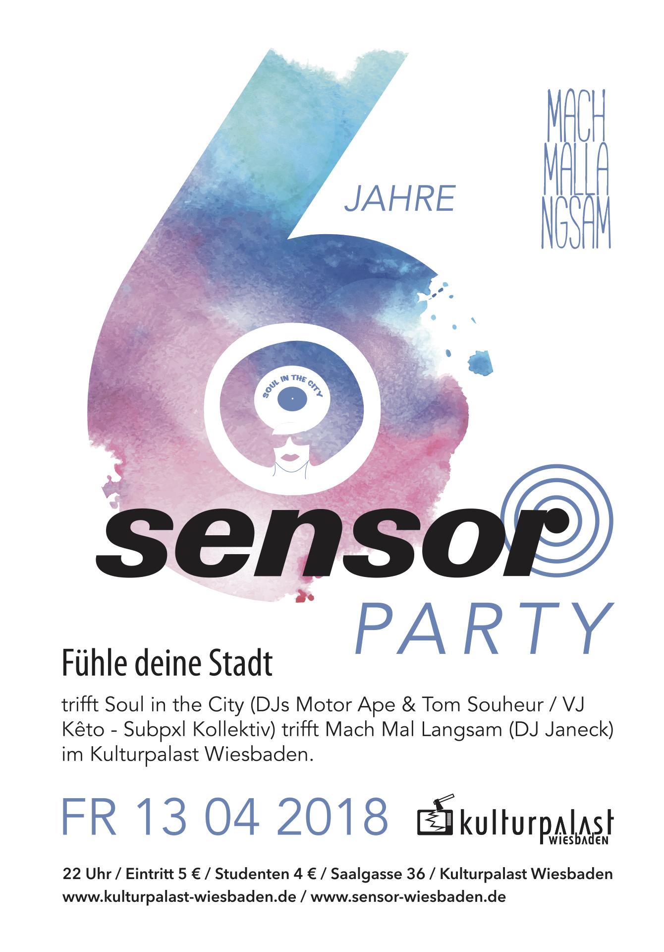 Sensor Wochenendfahrplan Der Wegweiser Durch 3 Tage Party Kunst