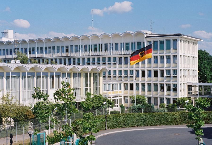 Das Bundeskriminalamt ist neben dem Statistischen Bundesamt die wohl, auch bundesweit, bekannteste Bundeseinrichtung mit Sitz in Wiesbaden. Foto: BKA