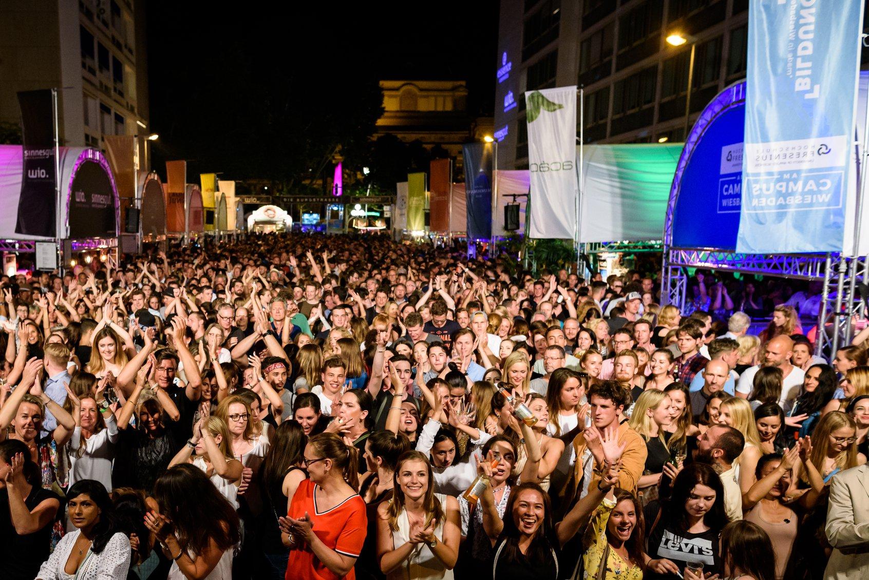 Wiesbaden Fest Heute