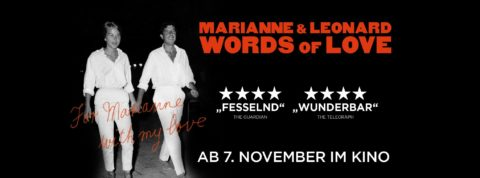 Marianne & Leonard - Words of Love / Film
