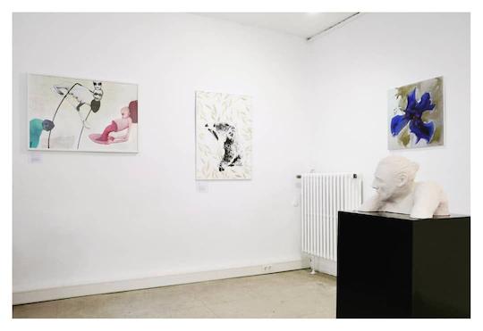 Preview Ausstellung KUNSTSPUREN