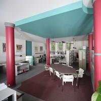 Möblierter Büroraum 135 m²